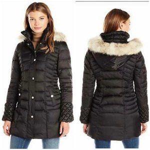 Betsey Johnson Puffer Coat